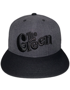 The Green Logo Snapback