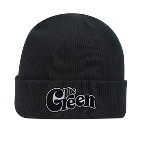 The Green Logo Beanie