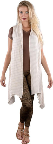 Rayon Flex Summer Duster