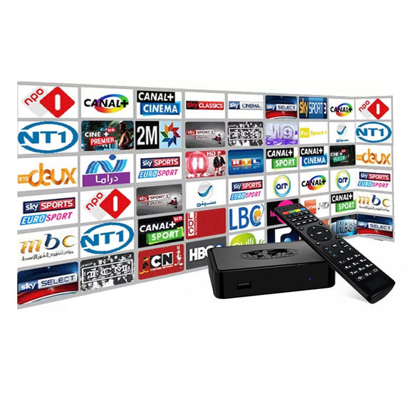 IPTV Set Top Boxes