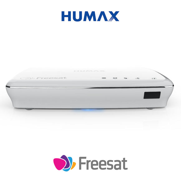 Humax HDR-1100S Freesat HD 500GB Recorder (white)