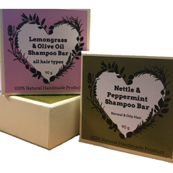 Handmade Natural Shampoo Bars