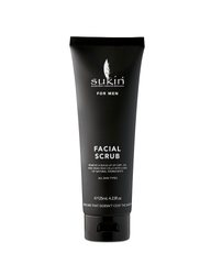 Sukin Facial Scrub For Men (125ml)