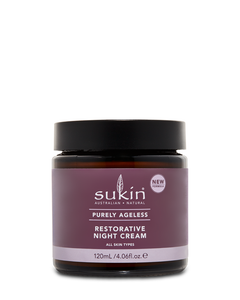 Sukin Purely Ageless Night Cream (120ml)