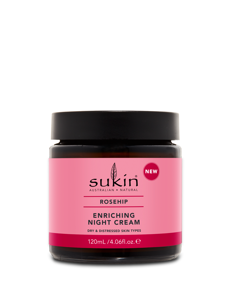 Sukin Rosehip Enriching Night Cream (120ml)