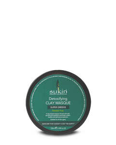 Sukin Super Greens Clay Masque (100ml)