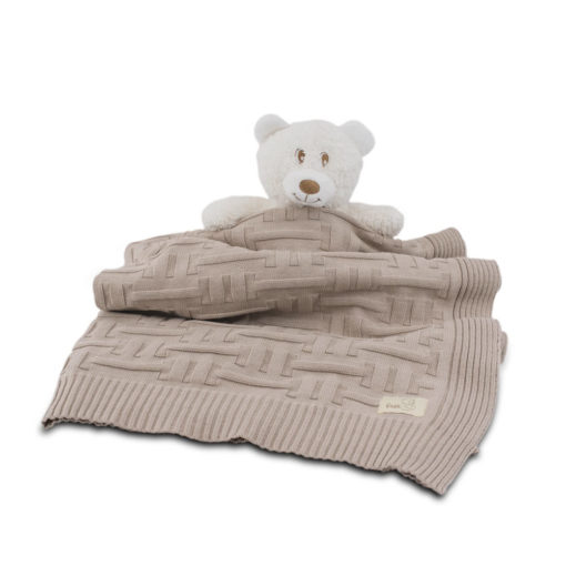 Gush Cotton Baby Blanket - Various Colours