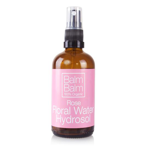 BalmBalm Rose Floral Water Hydrosol (100ml)