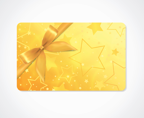 Electronic Gift Voucher (up to £15 free credit)