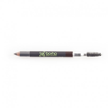 BoHo Green Make Up Eyebrow Pencil - Brun (Brown) 01