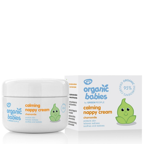 Green People Baby Nappy Calming Cream (50ml)