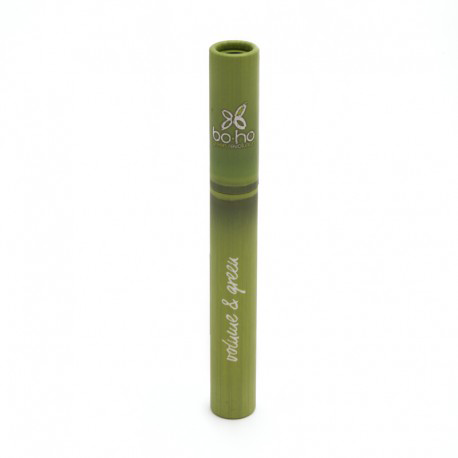 BoHo Green Make Up Volume & Green Mascara - Black 01