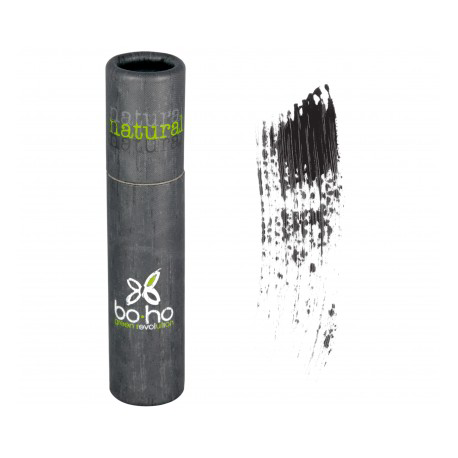 BoHo Green Make Up Mascara - Black 01