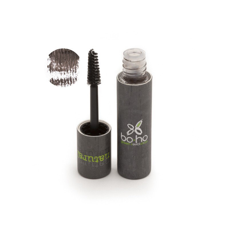 BoHo Green Make Up Mascara - Brown 02