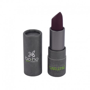 BoHo Green Make Up Organic Glossy Lipstick - Freedom 314
