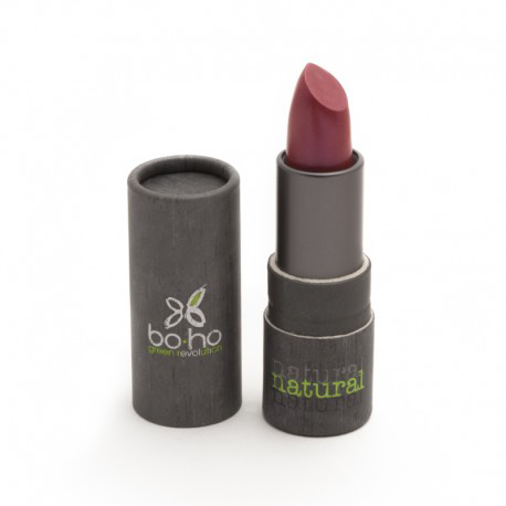 BoHo Green Make Up Organic Sheer Matte Lipstick - Vanilla Fresh 402