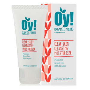 Green People Oy! Clear Skin Cleansing Moisturiser (50ml)