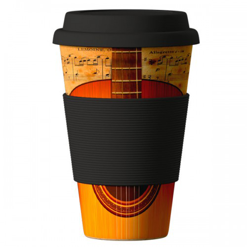 Eco Bamboo Cup Guitar 400ml