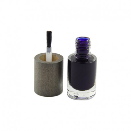BoHo Green Make Up Nail Polish - Black Shadow 60 (5ml)