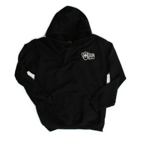 The Bonfire Hoodie - Black