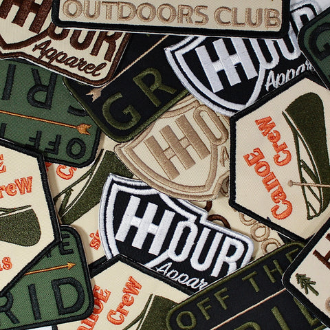 Groupie Patch Set