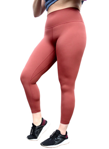 Limitless Leggings - Cinnamon