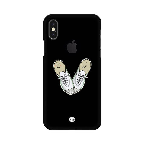 Apple iPhone X With Hole