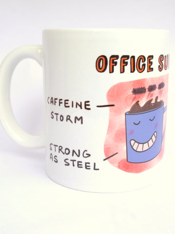 Office Survival Kit Mug