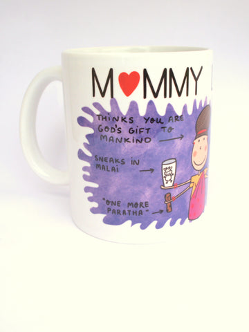 Mommy Love Mug