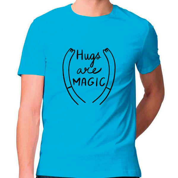 Hugs are Magic Unisex T Shirt