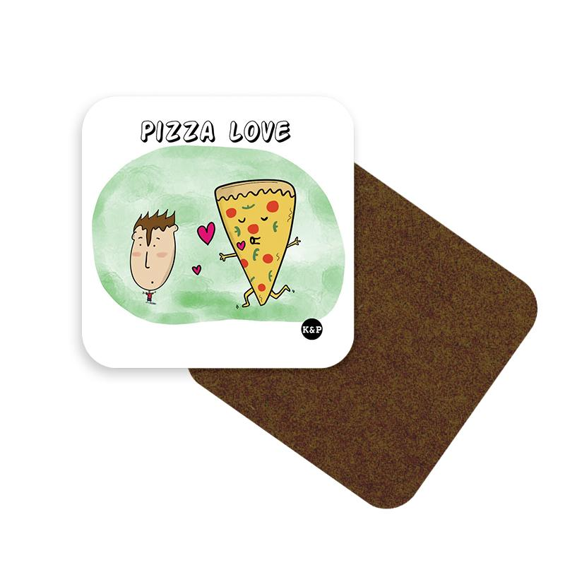 Coaster - Pizza
