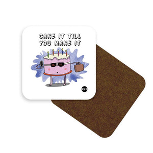Love of Dessert Coaster Set - Set of 4