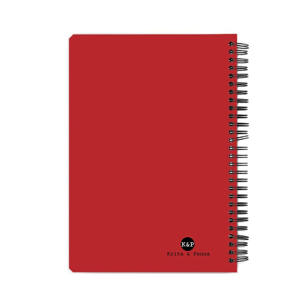 The Rock n Roll Bird Notebook