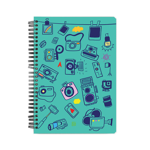 The Photography Hardback Notebook