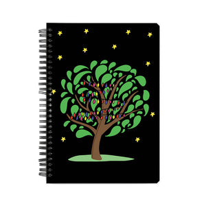 The Tree of Light Hardback Notebook
