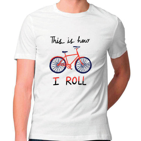 This is How I Roll Unisex T Shirt