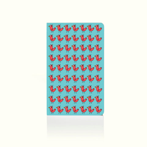 The Hip Hop Bird Notebook