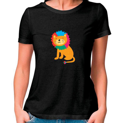 Fierce Yet Fun Women Fitted T Shirt