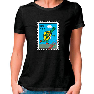 Snail Mail Women Fitted T Shirt