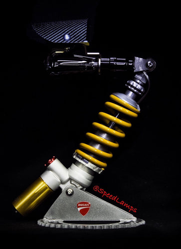 Ducati Coilover Shock Lamp