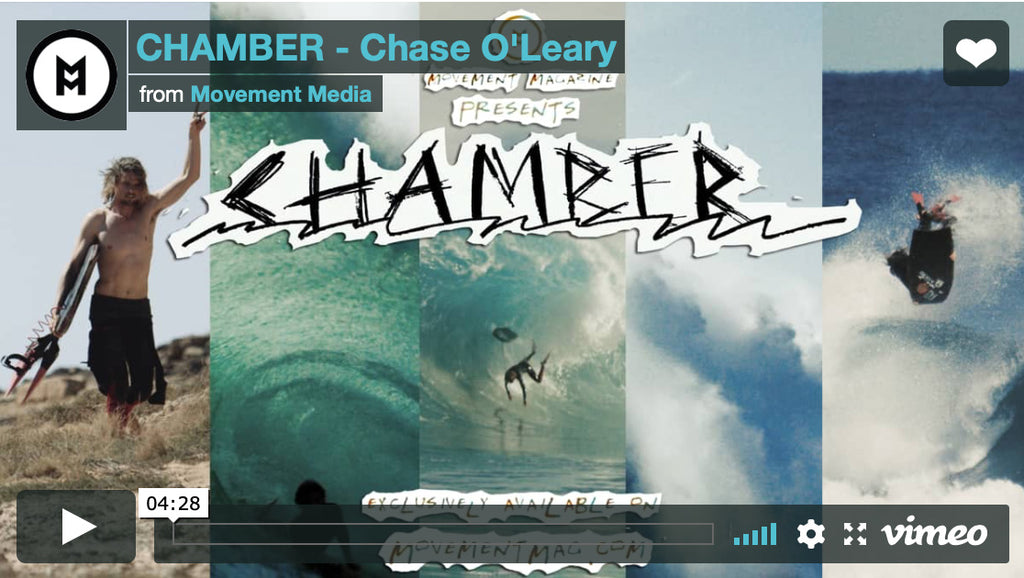 CHAMBER - by Chase O'Leary
