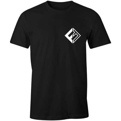 Funkshen Hardware T-Shirt - Black - Funkshen Bodyboards