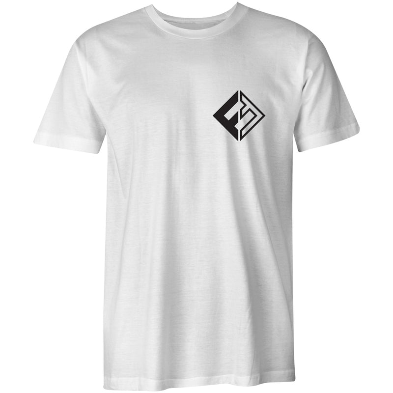 Funkshen Hardware T-Shirt - White - Funkshen Bodyboards