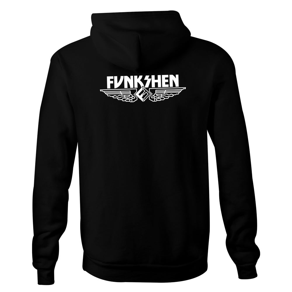 "Funkshen ""Wings"" T-Shirt - Funkshen Bodyboards"