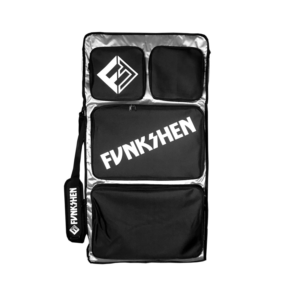 Funkshen Quad Pocket Travel Case - Funkshen Bodyboards