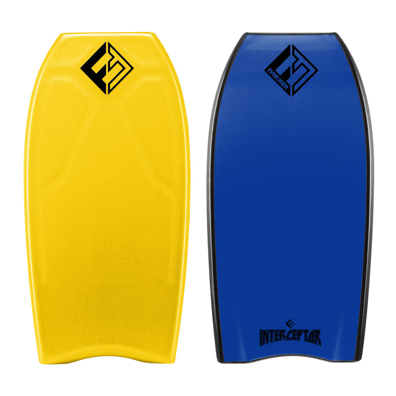 Interceptor PE (2 x Stringers) - Funkshen Bodyboards