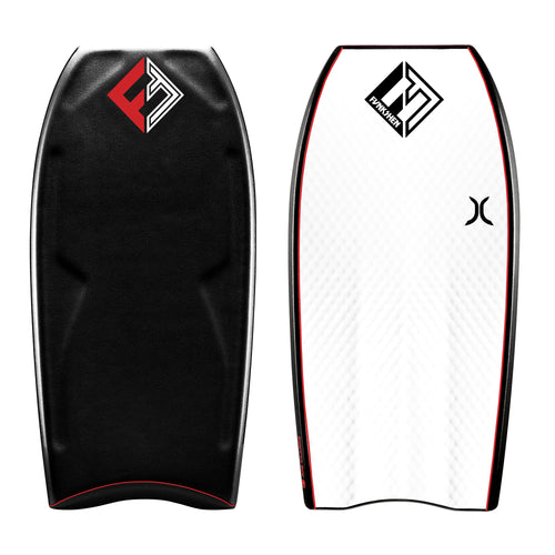 Joe Clarke Contour QUAD D12 - Funkshen Bodyboards