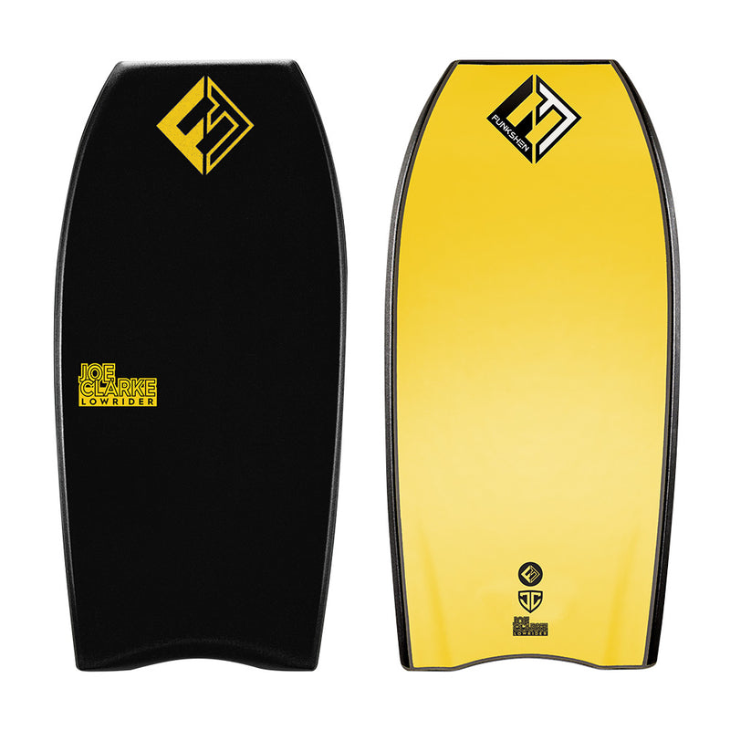 Joe Clarke Low Rider PE - Funkshen Bodyboards