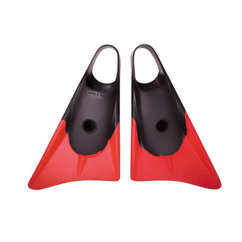 Limited Edition - Lackey - Black / Red - Funkshen Bodyboards