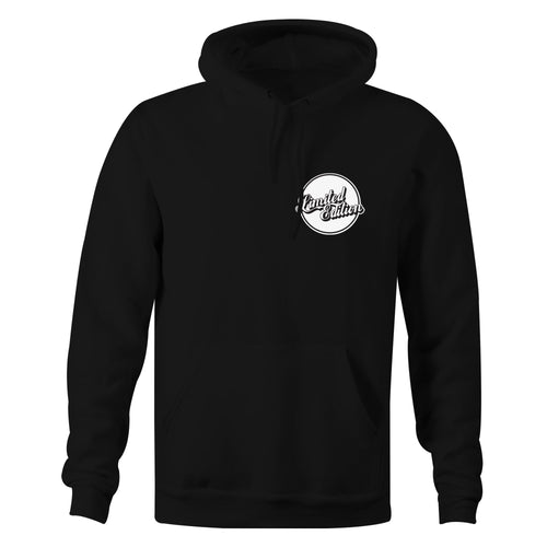 Limited Edition 'Beer Coaster' Hooded Jumper - Funkshen Bodyboards